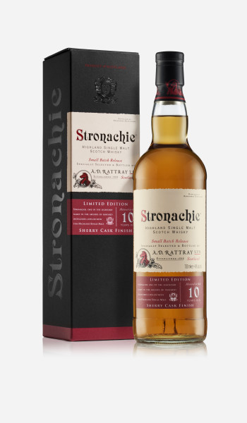 Stronachie 10 Year Old Sherry