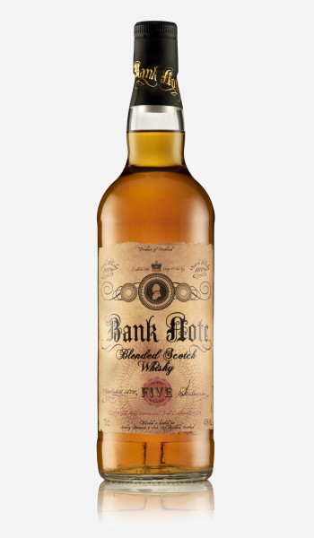Bank Note Whisky