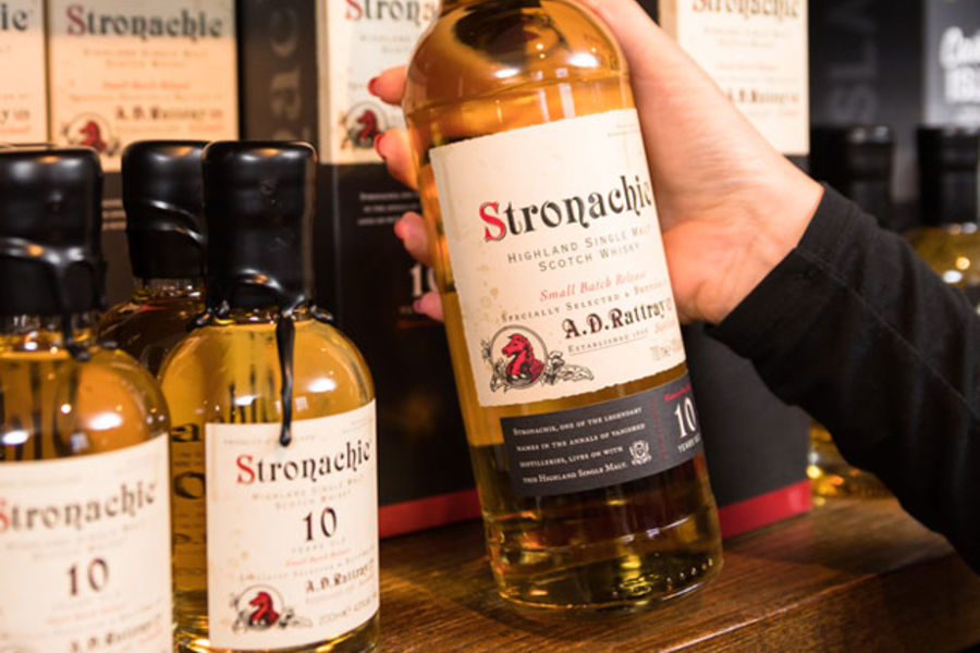 Whisky Shop Products