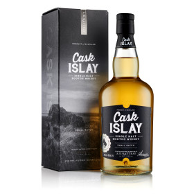 Cask Islay Pack Shot