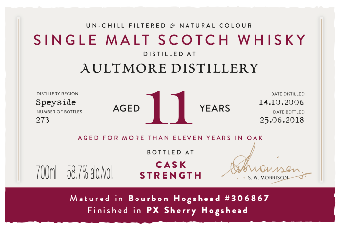 Aultmore2006 previous releases