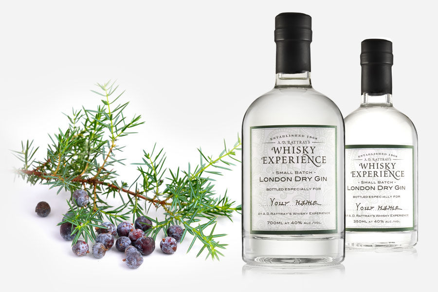 Personalised Gin Overview