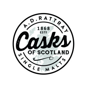 Casks of Scotland Range Logo